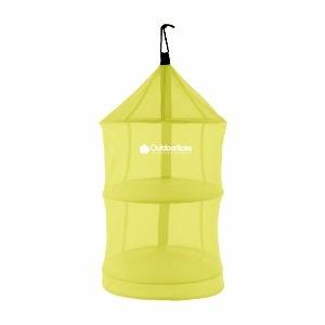 【OutdoorBase】小黃蜂摺疊餐籃-25834