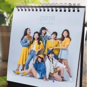 Aotter Girls《電獺少女2019桌曆限定紀念版》開催中