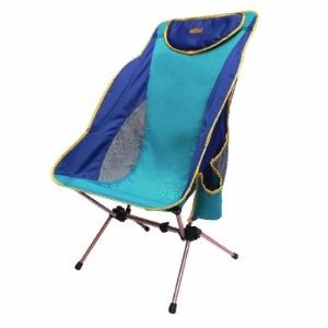【OutdoorBase】兩段式鋁合金高背椅-小怪獸-25803
