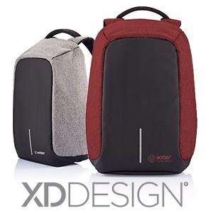 XD-Design x Aotter 終極安全 防盜後背包