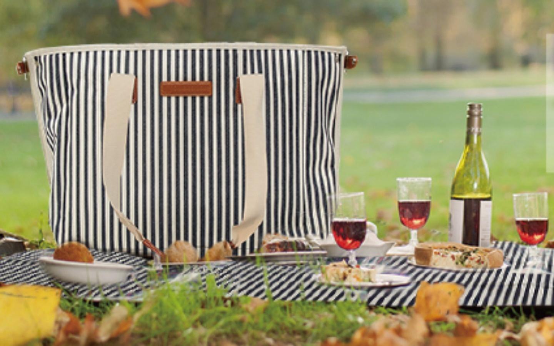 春漾野餐多功能提袋
