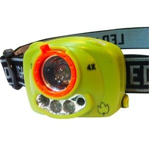 【Outdoorbase】LED。鷹眼 輕巧感應式頭燈-21720