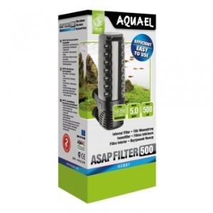 AQUAEL伊爾 ASAP500 極淨-瀑布式內置過濾器