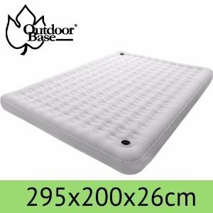 【OutdoorBase】頂級歡樂時光充氣床-XL-23847