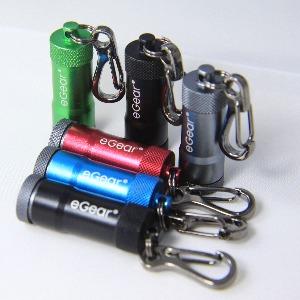 美國知名運動品牌 eGear 野外求生級超迷你LED手電筒