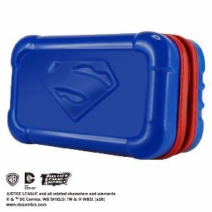 正義聯盟 3C旅用配件收納包-鋼鐵英雄